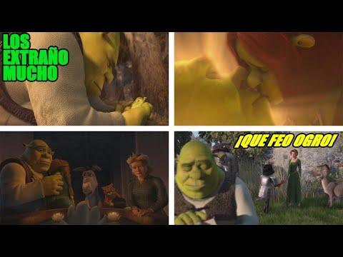 10 Momentos Tristes en Las Películas de Shrek que Te Harán Llorar