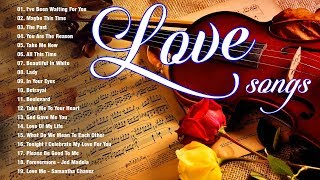 Most Old Beautiful love songs 80's 90's | Best Romantic Love Songs Of 80's and 90's