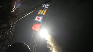 What comes next after Syria missile attack - Video Youtube