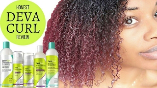 DEVA CURL REVIEW   WASH DAY