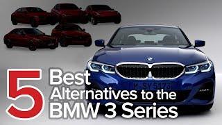 Top 5 Best BMW 3 Series Alternatives: The Short List