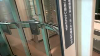 近鉄特急喫煙席連結の際は喫煙ルームが使えません。