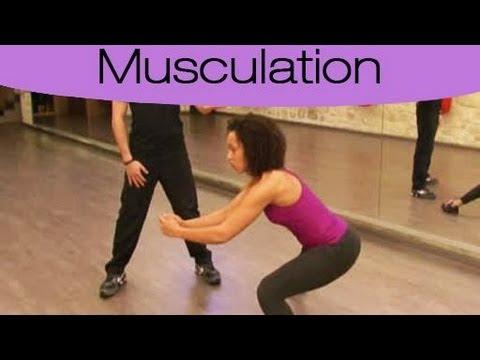Un grand muscle rond du dos de lexercice