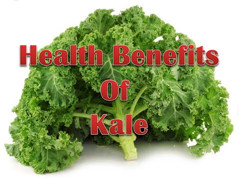 Video 10 Health Benefits of Eating Kale