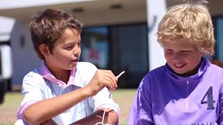 Video Prensa Polo Kids de la Copa Amigos