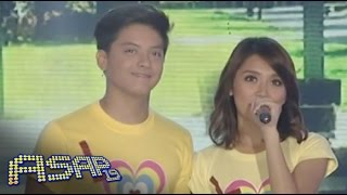 Kathryn, Daniel sing 'Till I Met You' on ASAP