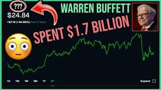Warren Buffett Just Bought This Stock - Robinhood Investing | Stock Analysis & Thoughts