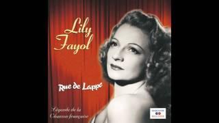 Lily Fayol - Moi, j'ai d'la veine