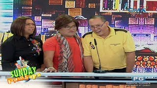 Sunday PinaSaya:  Team Carms Vs Team Chuchie, Maglalaban Sa 'Wikarambulan'