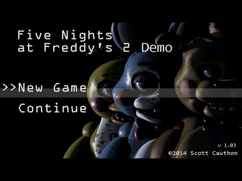 Five Nights at Freddy's 2 Demo - Android