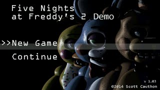 Five Nights At Freddy's 2 Demo   Android