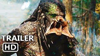 O PREDATOR Trailer Brasileiro LEGENDADO (NOVO, 2018) Sci-Fi Filme