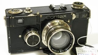Contax I & Contax II
