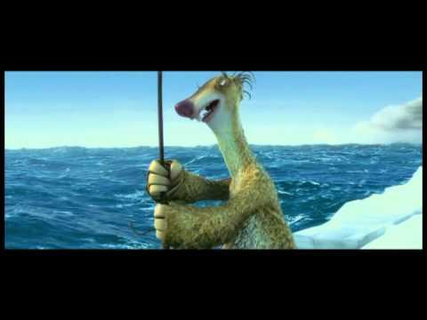 Trailer Ice Age 4: La formación de los continentes