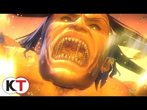 Attack on Titan 2 - Titan Trailer! thumbnail