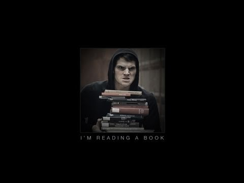 "Home Page Video ""I am Reading a Book"" by Julien Smith"