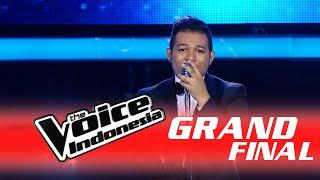 """Mario G. Klau """"Cinta Pertama Dan Terakhir""""   Grand Final   The Voice Indonesia 2016"""