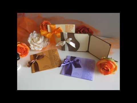 Inviti a Nozze (wedding in invitations)- Scrapbooking Tutorial | Scrapmary