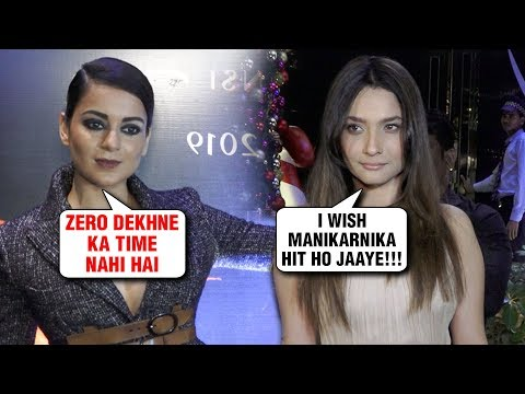 Kangana On EQUALITY, SRK's ZERO, Ankita Christmas