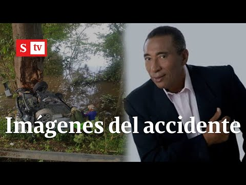Aparecen Videos Del Accidente... Romualdo Brito