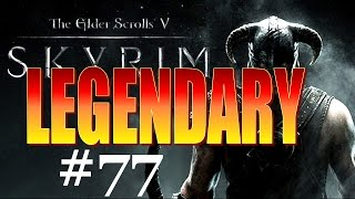 Skyrim Walkthrough Legendary Difficulty - Part 77 - Re-upping Iron Ore, Part 2