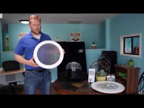 Want to match your new Solatubes with the rest of your home decor? No worries, we've got you covered! Jeff Thompson tells us about the different lens options we offer here at Carolina Energy Conservation.