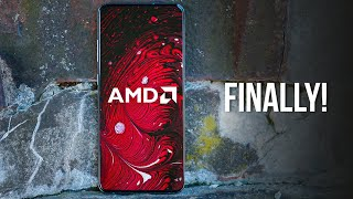 Samsung x AMD - The Battle Begins