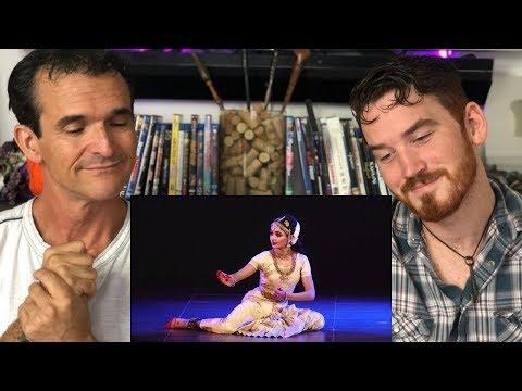 Krishna Shabdam: Kuchipudi by Sandhya Raju DANCE REACTION!
