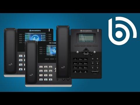 Sangoma PBXact UC 60 IP PBX Phone System w/ 4x s700 VoIP/SIP