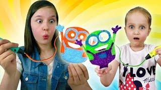 3 МАРКЕРА Челлендж с 3D РУЧКОЙ ❗️ Объемные Раскраски Новые Правила