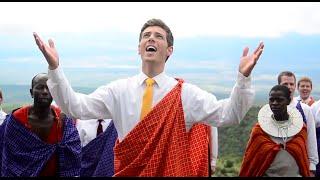 'Baba Yetu' in Africa (The Lord's Prayer in Swahili) | BYU Men's Chorus | Music by Christopher Tin