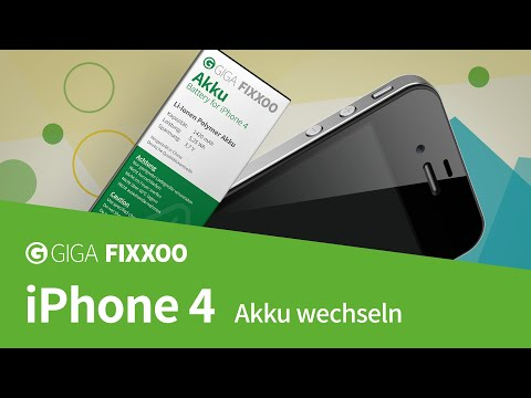 iPhone 4 Akku wechseln: Anleitung und FAQ