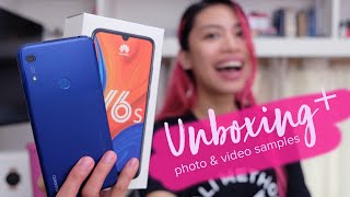 Huawei Y6s Unboxing And Hands-on + Sample Photos (of Dogs!)