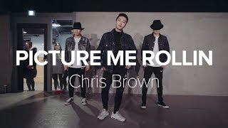 Picture Me Rollin - Chris Brown / Junsun Yoo Choreography