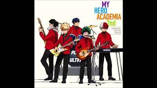 16 Hidari wa Zettai Tsukawanee - MY HERO ACADEMIA 2nd OST 1