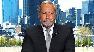 Mulcair on SNC-Lavalin scandal: 'This is banana republic behaviour'