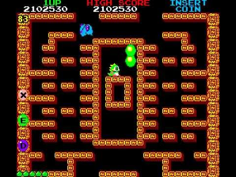Bubble Bobble's Deep Dark Secret