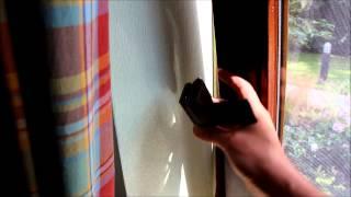 Einbruchschutz ABUS SW 20 Fensterkippsicherung - NewWonder555