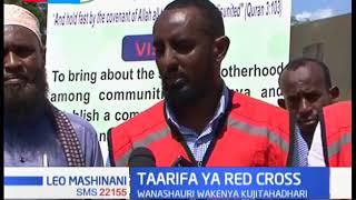 Shirika la Red Cross latahadharisha wanaoishi kando la mto Tana kwamba huenda watafurishwa