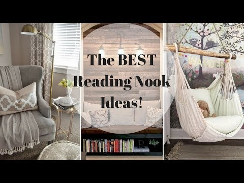 The BEST Reading Nook Ideas! Mp3
