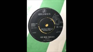The Animals - For Miss Caulker bw Bring It On Home To Me