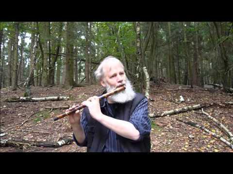 Einfach Bambus Querflöte spielen - Ein Northern Lights Flutes Workshop - Bambusflöten