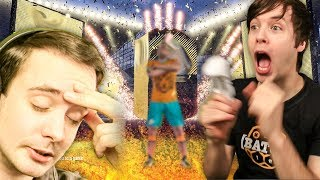 THE PACK LUCK CONTINUES WITH AN IF WALKOUT!! FIFA ULTIMATE TEAM PACK OPENING