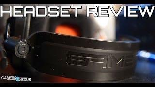 Plantronics GameCom 788 Headset Review
