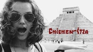 Смотреть онлайн Путешествие к пирамиде Кукулькана, Чичен-Ица, Мексика