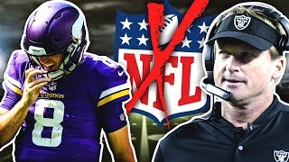 10 BIGGEST Disappointments from the 2018 NFL Season