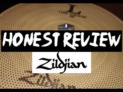 ZILDJIAN L80 LOW VOLUME CYMBALS REVIEW!