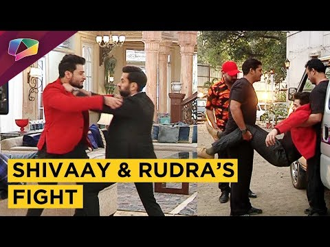 Shivaay And Rudra Have A Fight Over Money? | Ishqbaaaz | Star Plus