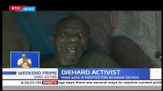Nicholus Opiyo 'Baba Chungwa' back home vowing to stay faithful to NASA