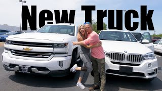 Buying Our Dream Truck! Failed Fishing Trips and New Haircut (VLOG)